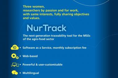 Sinnova 2016: NurTrack leaflet