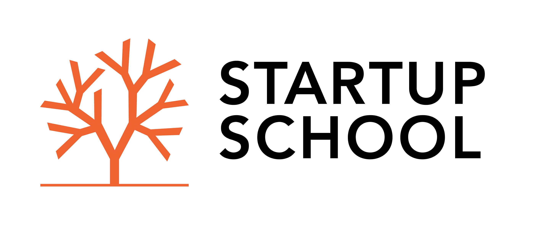 Logo Startup School online 2017 YC