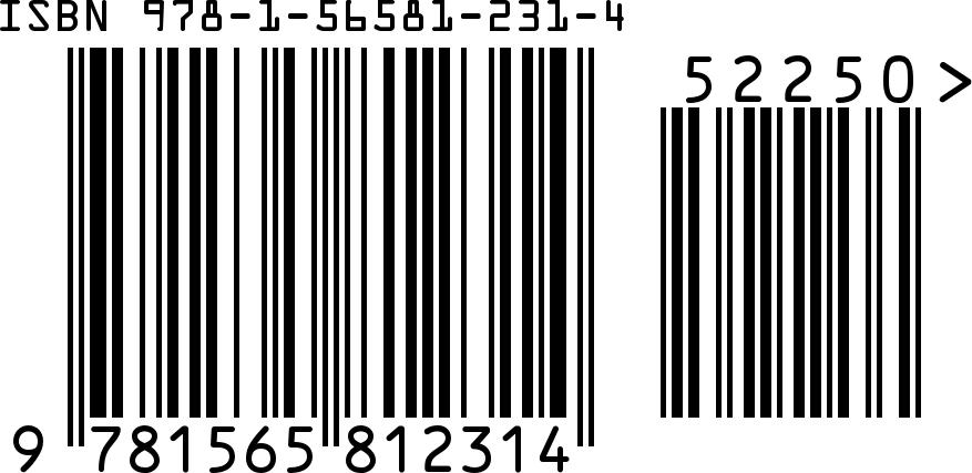Codice a barre ISBN